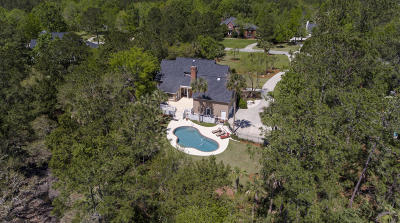 Mount Pleasant Single Family Home For Sale: 3315 Cottonfield Drive