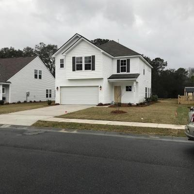 Charleston County Single Family Home For Sale: 3309 Pavilion Lake Drive