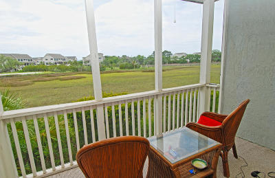Seabrook Island Attached For Sale: 2135 Landfall Way