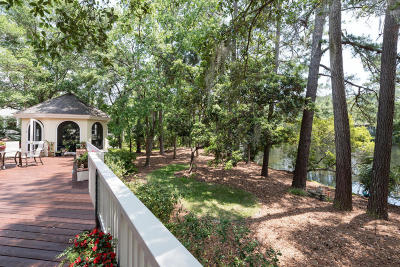 Seabrook Island Single Family Home Contingent: 2805 Mallard Lake Drive