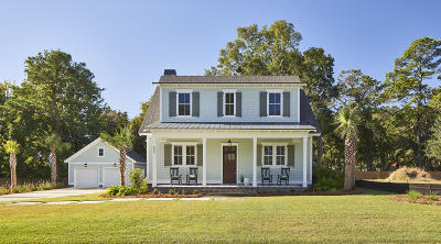 Charleston Single Family Home Contingent: 609 Bootlegger Lane