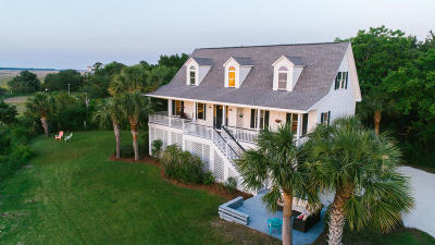 Sullivans Island Single Family Home For Sale: 424 Station 22 1/2 Street