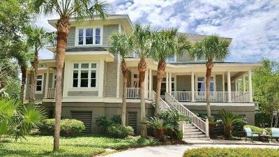 Isle Of Palms Single Family Home For Sale: 57 Waterway Island Drive