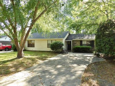Summerville Multi Family Home Contingent: 105 Drake Court #A&B