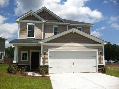 Charleston County Single Family Home Contingent: 3124 Grand Bay Lane