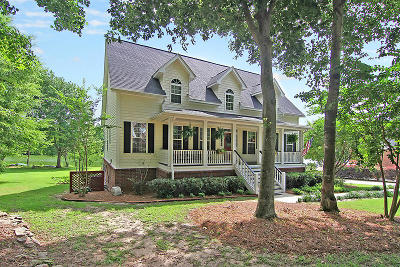 Goose Creek Single Family Home For Sale: 107 Horncastle Place