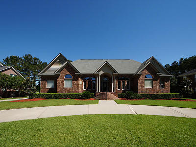 Goose Creek Single Family Home For Sale: 703 Hamlet Circle