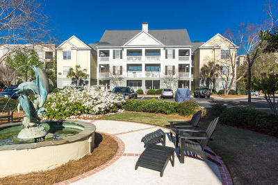 Daniel Island Attached For Sale: 130 River Landing Drive #11106