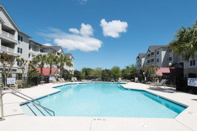 Charleston County Attached For Sale: 1984 Folly Road #B210