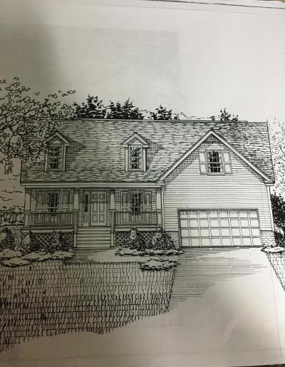 Ravenel Single Family Home For Sale: 5865 Coffeetree Road