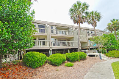 Seabrook Island Attached For Sale: 1642 Live Oak Park (Courtside Villa