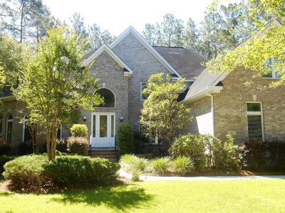 Single Family Home Contingent: 404 Glen Eagles Drive