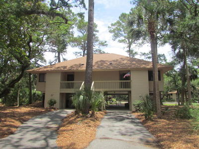 Edisto Beach SC Attached For Sale: $253,900
