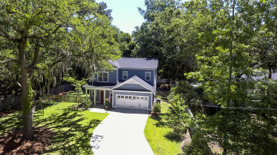Single Family Home Contingent: 610 Wateree Drive