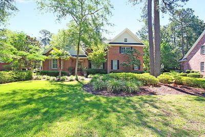 North Charleston Single Family Home For Sale: 8769 Herons Walk