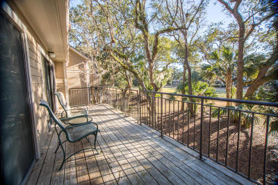 Seabrook Island Attached For Sale: 174 High Hammock Rd