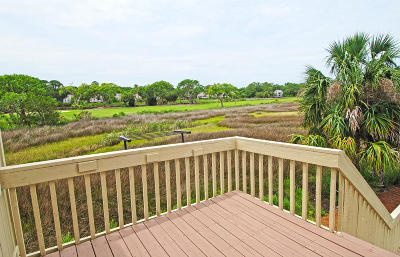 Seabrook Island Single Family Home Contingent: 907 Sealoft Villa Drive