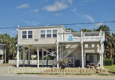 Edisto Island SC Single Family Home For Sale: $564,900