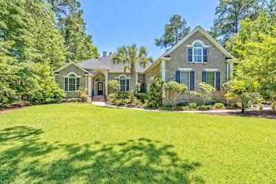 Mount Pleasant Single Family Home For Sale: 3581 Henrietta Hartford Road