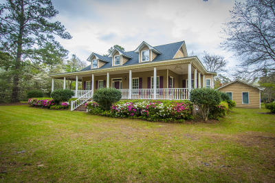 Walterboro Single Family Home For Sale: 1 Stobo Ln