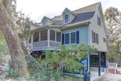 Edisto Beach SC Single Family Home For Sale: $472,000