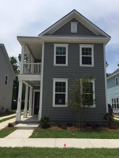 Charleston County Single Family Home Contingent: 1884 Fleming Woods Road