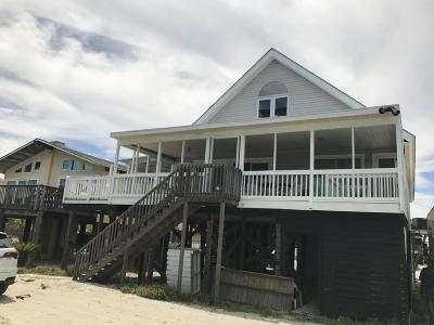 Folly Beach Single Family Home For Sale: 1709 E Ashley Avenue