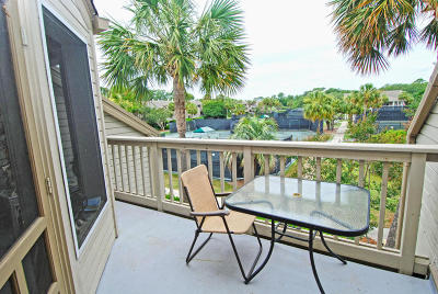 Seabrook Island, Seabrook Island Attached For Sale: 1602 Live Oak Park