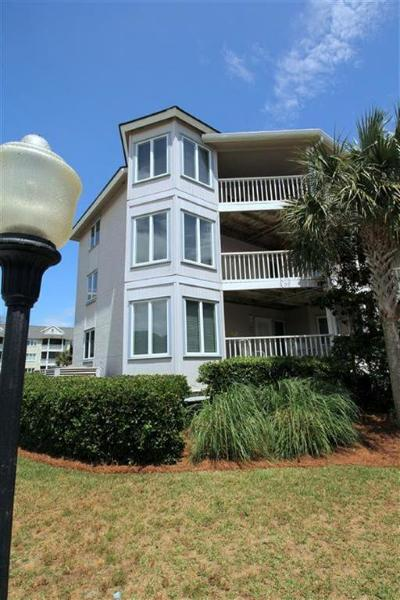 Isle Of Palms Attached Contingent: 8500 Palmetto Drive #304