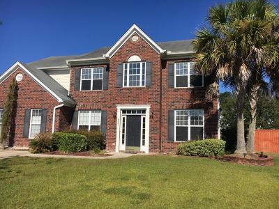 Wescott Plantation Single Family Home For Sale: 9201 S Moreto Circle