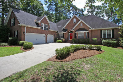 North Charleston, West Ashley Single Family Home For Sale: 4288 Club Course Drive