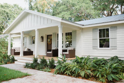 Mount Pleasant Single Family Home For Sale: 720 Cherry Street