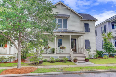 Mount Pleasant Single Family Home For Sale: 1445 Lettered Olive Lane