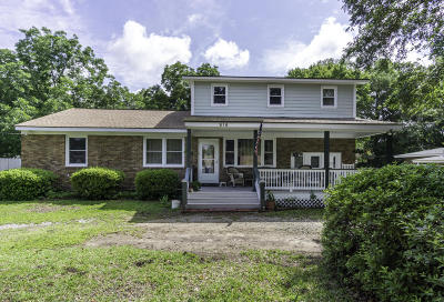 Lawton Bluff Single Family Home For Sale: 816 Dills Bluff Road