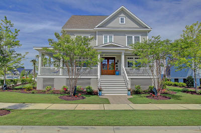 Daniel Island Single Family Home For Sale: 350 Lesesne Street