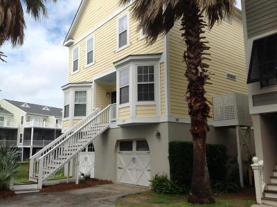 Folly Beach Attached For Sale: 119 W 2nd Street