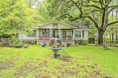 Single Family Home For Sale: 1904 Woodland Road