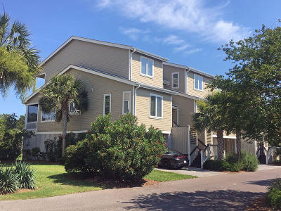 Isle Of Palms Attached For Sale: 4 Linkside Court