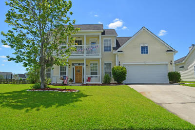 Charleston SC Single Family Home Sold: $330,000