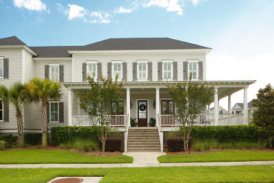 Charleston Single Family Home For Sale: 1509 Wando Landing Street