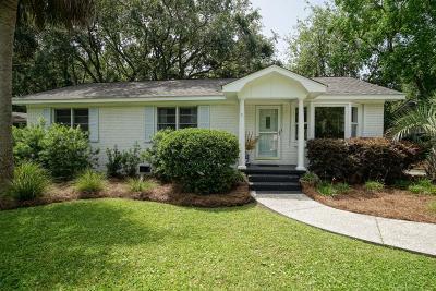 Isle Of Palms Single Family Home Contingent: 3004 Hartnett Boulevard
