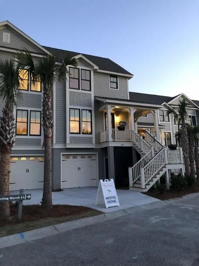 Johns Island Attached For Sale: 3007 Eliza Darby Lane #2