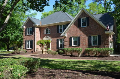 Single Family Home For Sale: 121 Delaney Circle