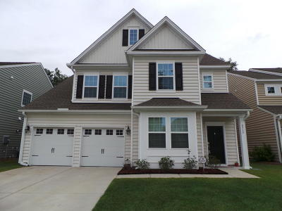 Ladson Single Family Home Contingent: 9713 Black Willow Lane