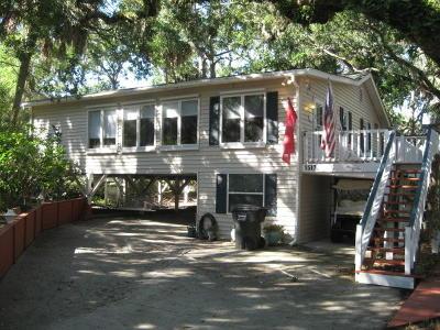 Edisto Island Single Family Home For Sale: 1517 Marianne Street