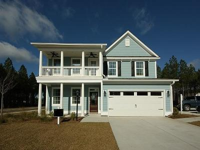 Berkeley County Single Family Home For Sale: 2 Pendleton Drive