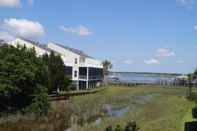 Folly Beach SC Attached Contingent: $499,000