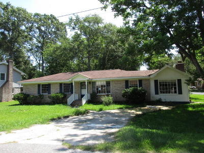 Goose Creek Single Family Home Contingent: 122 Englewood Road