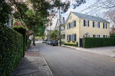 Single Family Home Contingent: 59 Legare Street