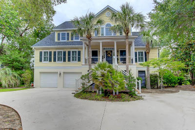 Wild Dunes Single Family Home For Sale: 59 Seagrass Lane